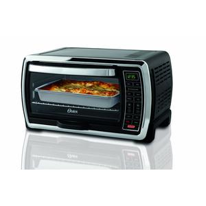 Microwave toaster oven convection