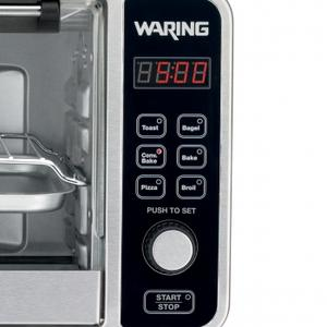 Waring Pro TC0650 control panel view