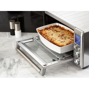 Baking lasagna with Breville smart convection toaster oven