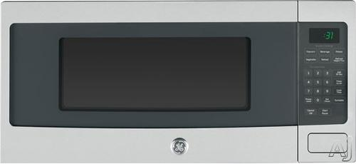 Image of GE PEM31SFSS countertop microwave oven