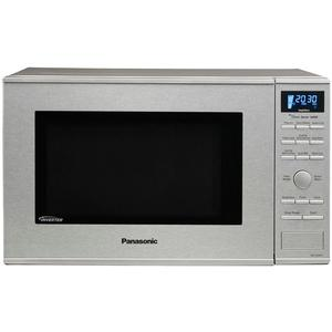 Panasonic NN-SD681S Genius Prestige 1200 Watt Sensor Microwave with Inverter Technology
