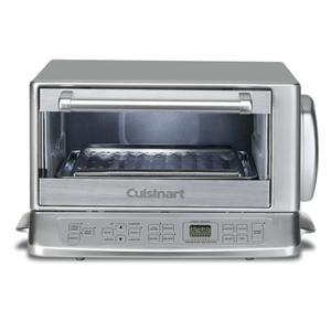 Picture of Cuisinart TOB-195 Stainless Steel Toaster Broiler