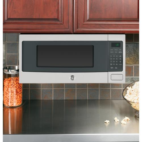 Placement idea for GE microwave oven