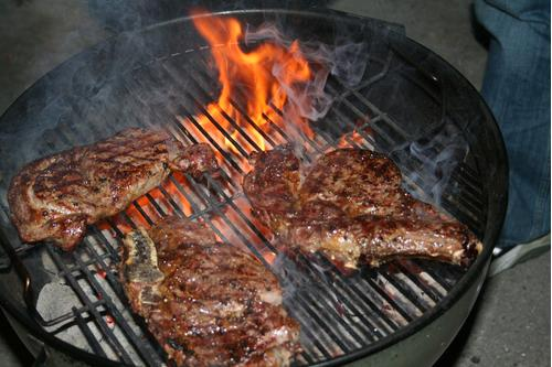 Char-broil vertical gas smoker review