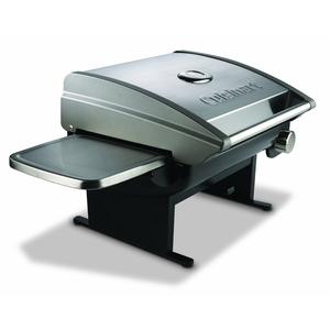 Image of Cuisinart All-Foods 12000-BTU Portable Outdoor Tabletop Propane Gas Grill