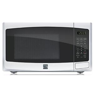 Image of Kenmore Countertop Microwave White 73092
