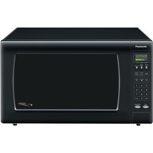 Image of Panasonic Genius 1250 Watt Sensor Microwave with Inverter Technology