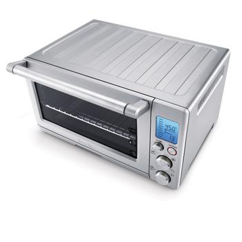 Top view of top-rated toaster oven