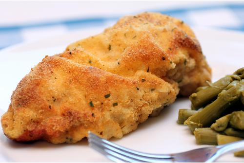 Great oven fried chicken recipe