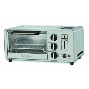 Side view of Waring Pro WT0450 Toaster Oven
