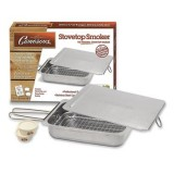 About The Original Camerons Stainless Steel Stovetop Smoker